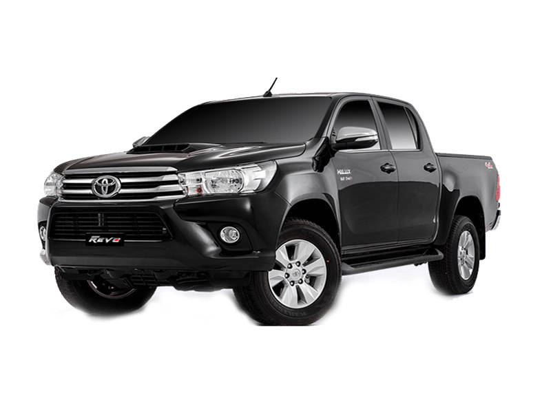 Toyota Hilux Revo V Automatic 2.8 User Review
