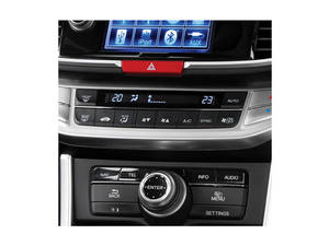 Honda Accord 2013 Interior Climate Controls