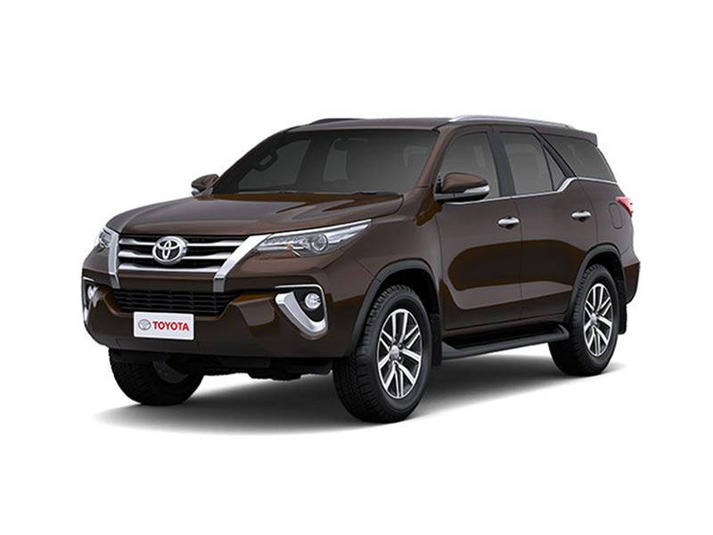 Toyota Fortuner 2.8 Sigma 4 User Review