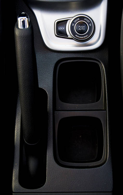 Suzuki Vitara 2018 Interior Cup Holders