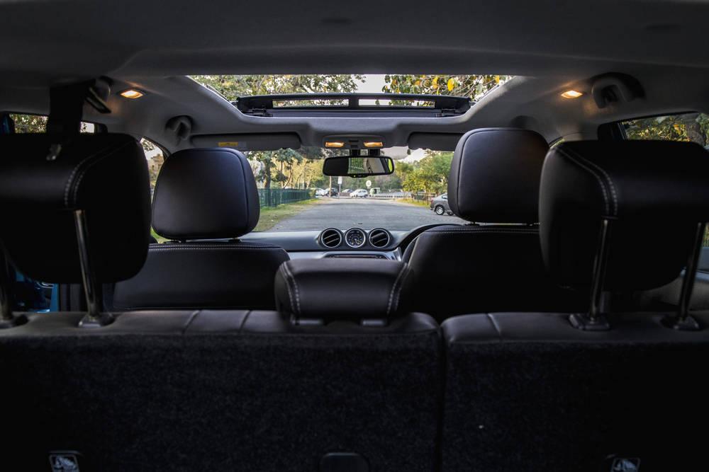 Suzuki Vitara 2020 Interior