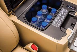 Toyota Land Cruiser 2018 Interior Cooler Box