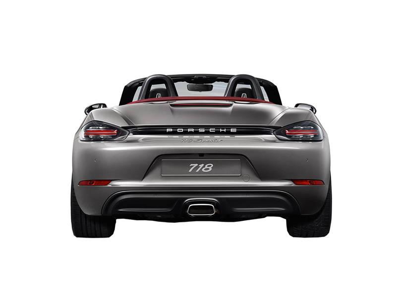 Porsche Boxster 2017 Exterior