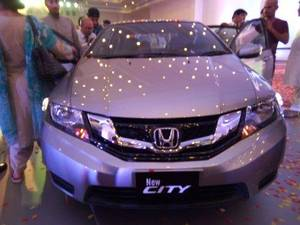 Honda City 2009 Exterior Facelift Front Views