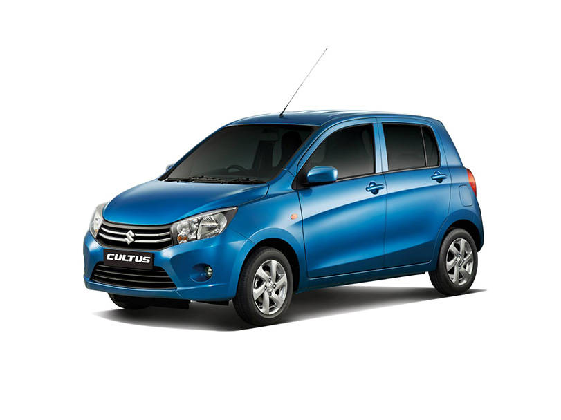 Cultus Suzuki Price In Pakistan