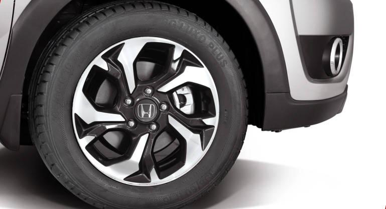Honda BR-V 2019 Exterior Alloy Wheels
