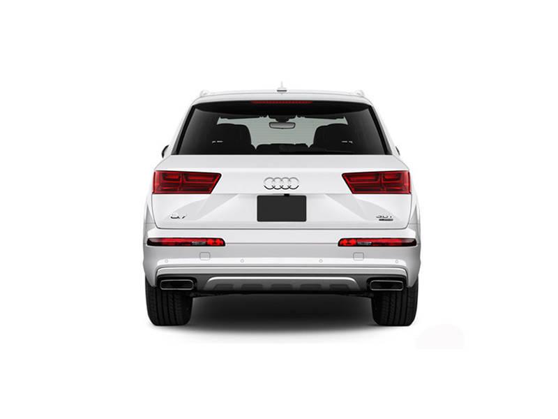 Audi Q7 2018 Exterior Rear View