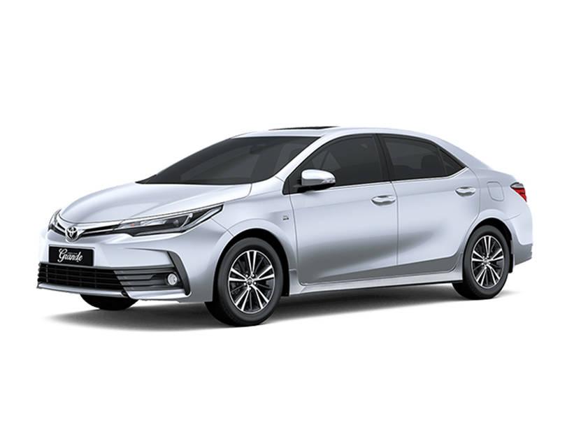 Toyota Corolla  GLi 1.3 VVTi