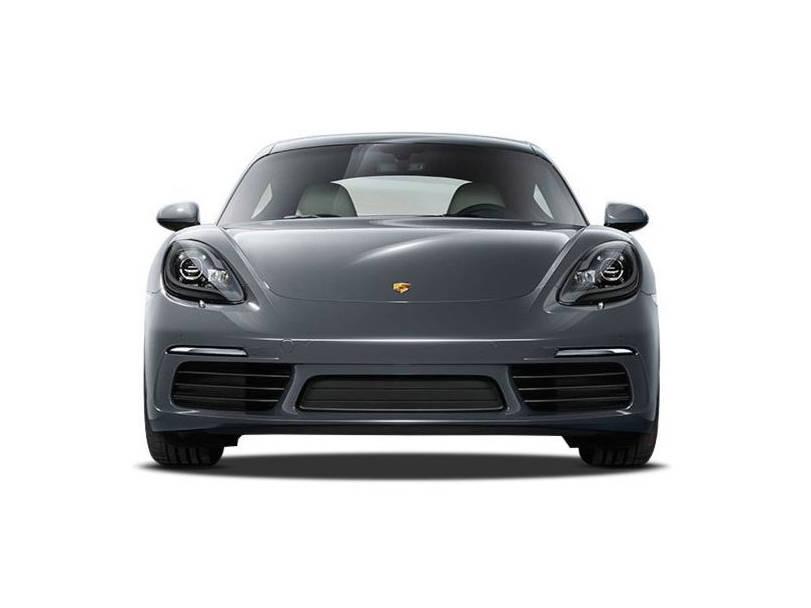 Porsche Cayman 2018 Exterior Front view