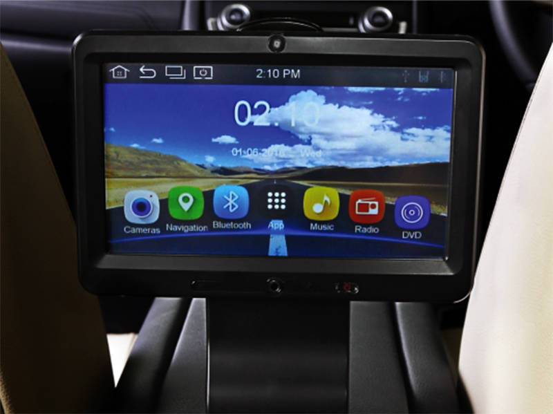 Honda Civic 2020 Interior Rear Entertainment System