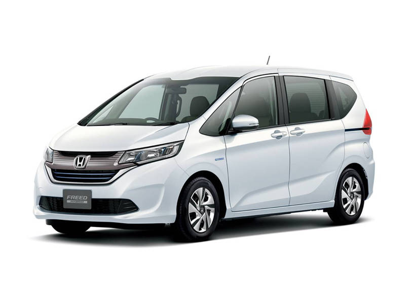 Honda Freed  Exterior
