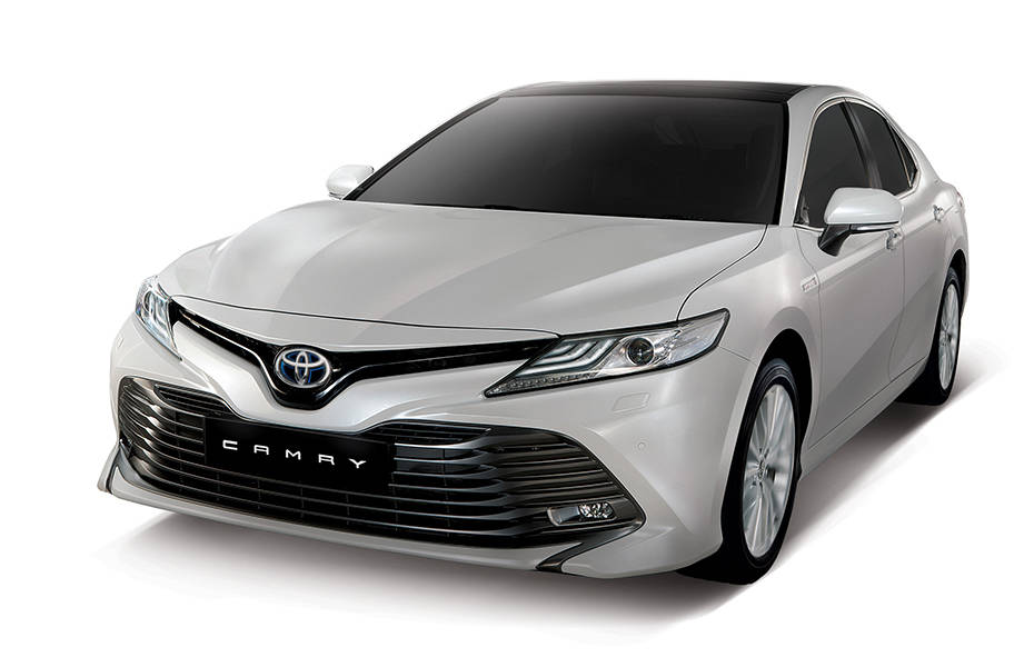 Toyota Camry Used Car Price