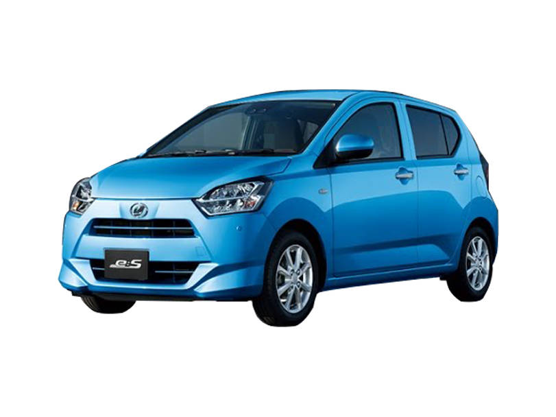 Daihatsu Mira User Review