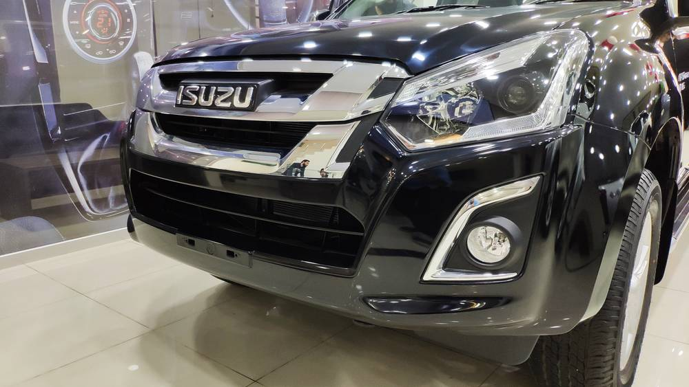 Isuzu D-Max 2019 Prices in Pakistan, Pictures & Reviews