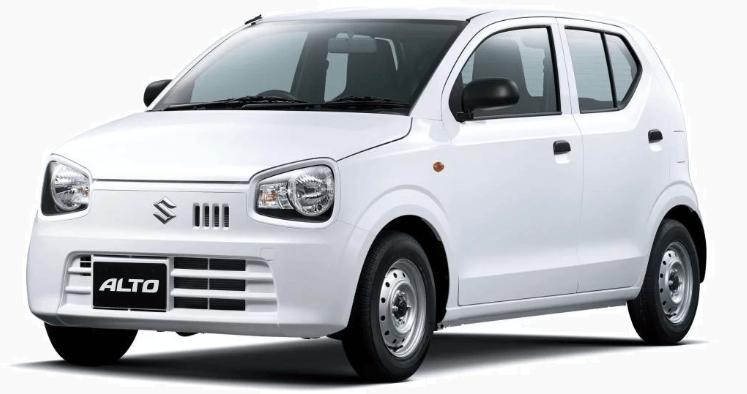 Suzuki Alto 2019 Exterior