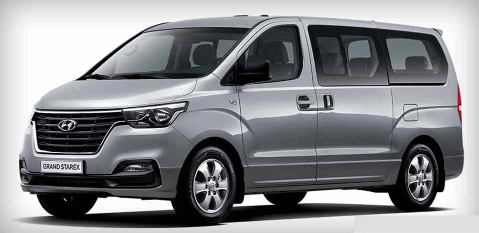 Hyundai Grand Starex 2020 Exterior