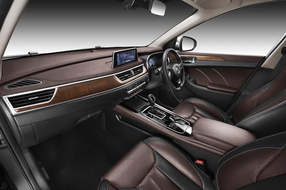 DFSK Glory 580 2020 Interior