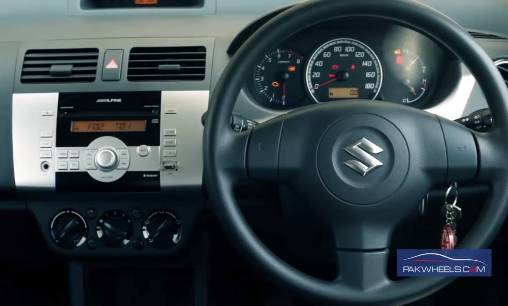 Suzuki Swift 2020 Interior