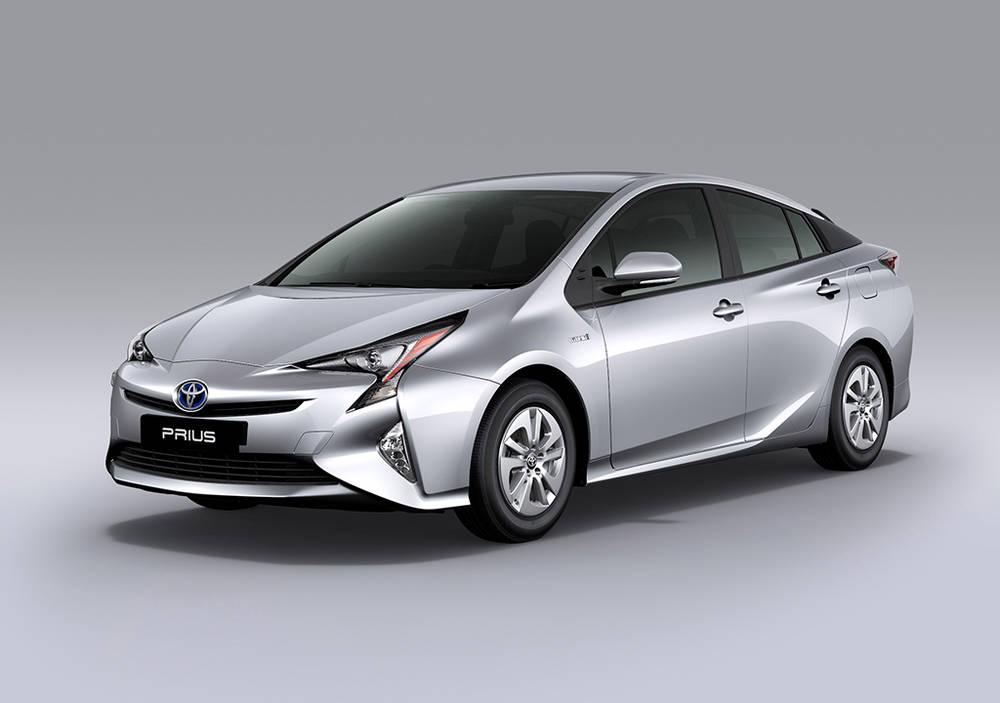 Toyota Prius 2020 Exterior