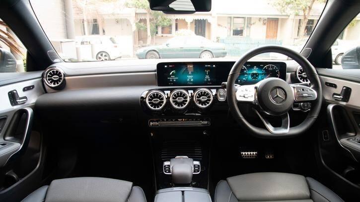 Mercedes Benz CLA Class 2021 Exterior