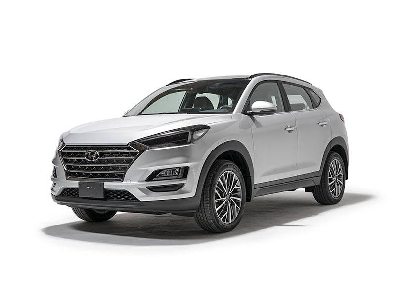 Hyundai Tucson FWD A/T GLS Sport User Review