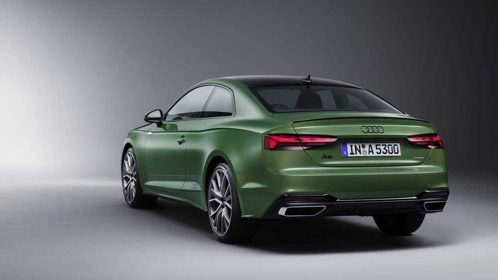 Audi A5 Exterior