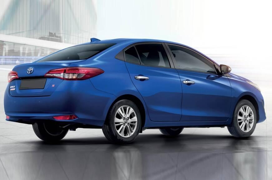 Toyota Yaris Exterior