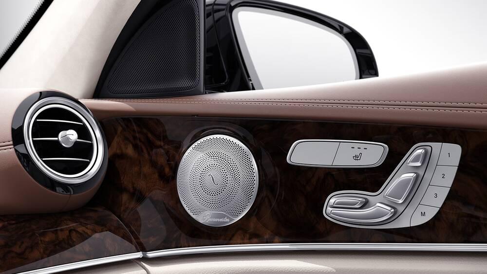 Mercedes Benz E Class Interior