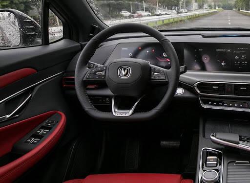 Changan UNI-T 2021 Interior Steering