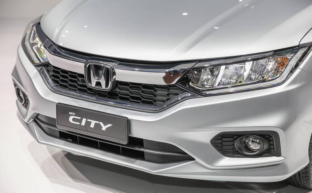 Honda City Exterior Front Grille