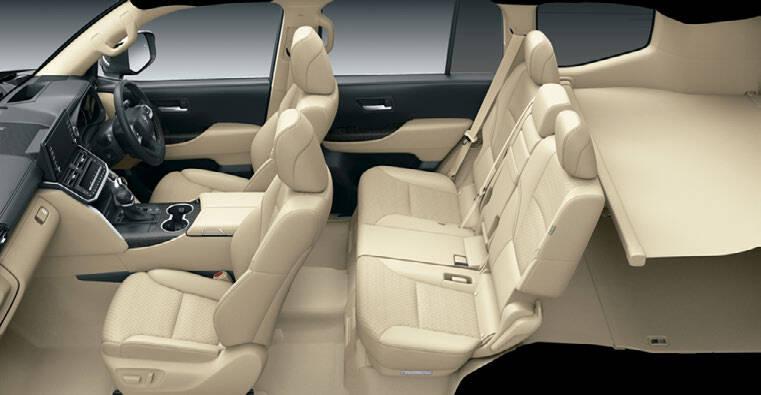 Toyota Land Cruiser Exterior Interior