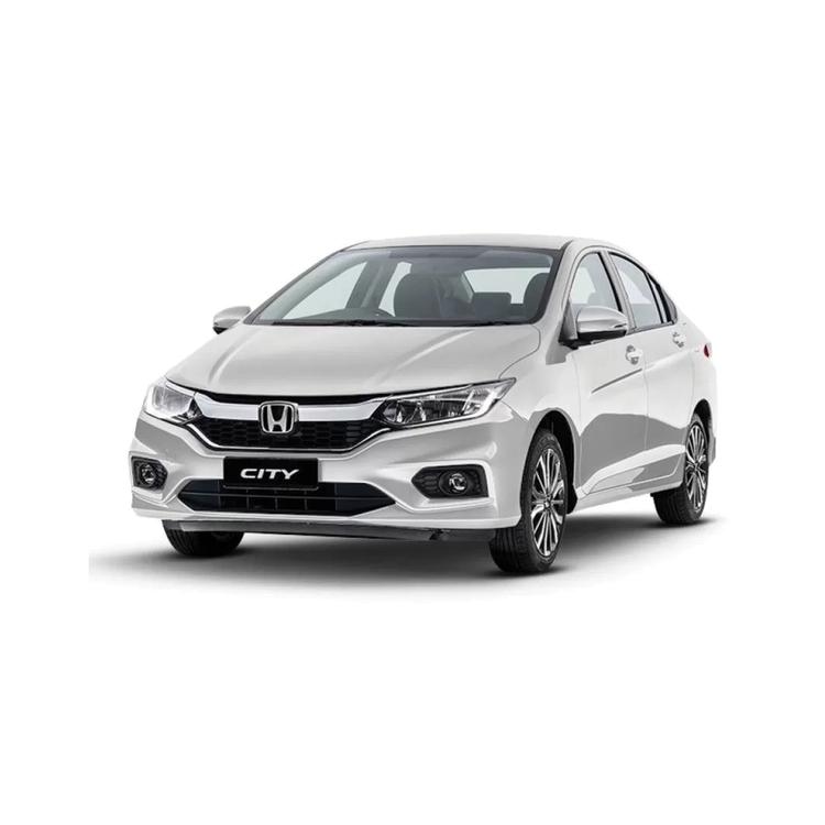 Honda City Exterior Front Profile