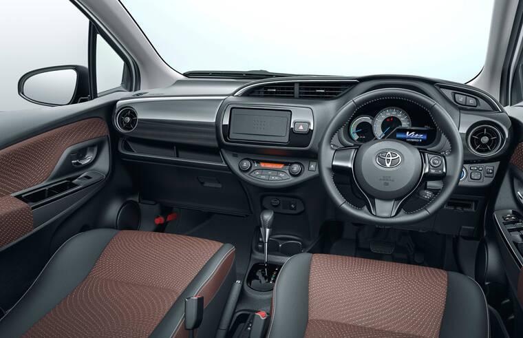 Toyota Vitz Interior Interior