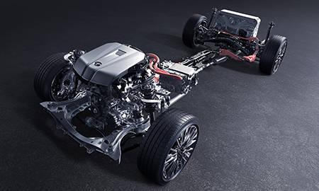 Toyota Crown Exterior