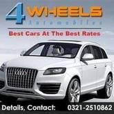 4 Wheel Automobiles