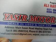 Yasir Motors