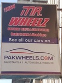 Mr. Wheelz - M.A Jinnah Road