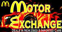 Motor Exchange - M.A Jinnah Road