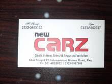 New Carz