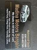 Madina Motors Bargain