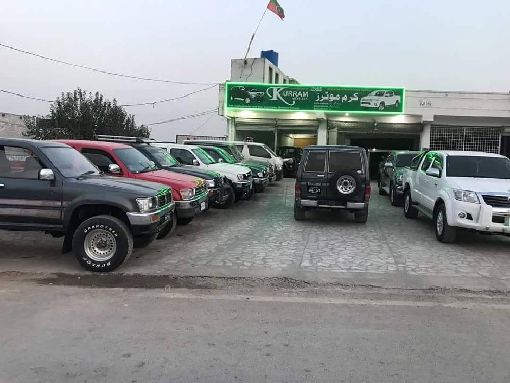 Kurram Motors