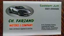 Ch Farzand Motors